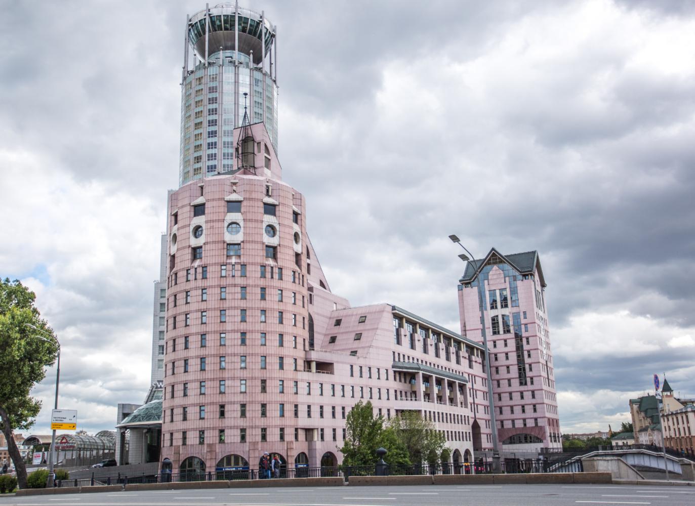 Офисная недвижимость Москва,  - Риверсайд Тауэрс - 6