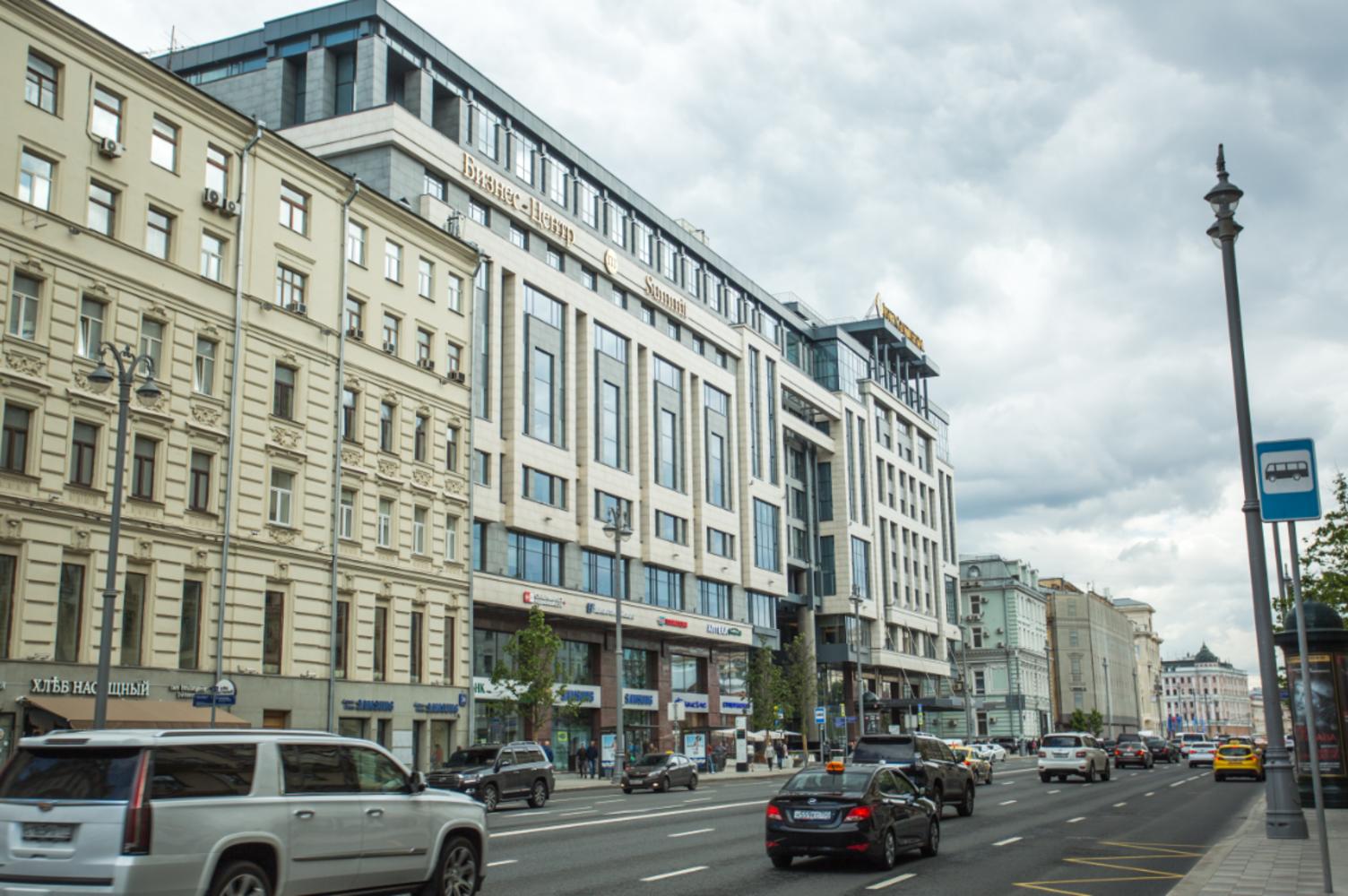 Офисная недвижимость Москва,  - САММИТ - 2