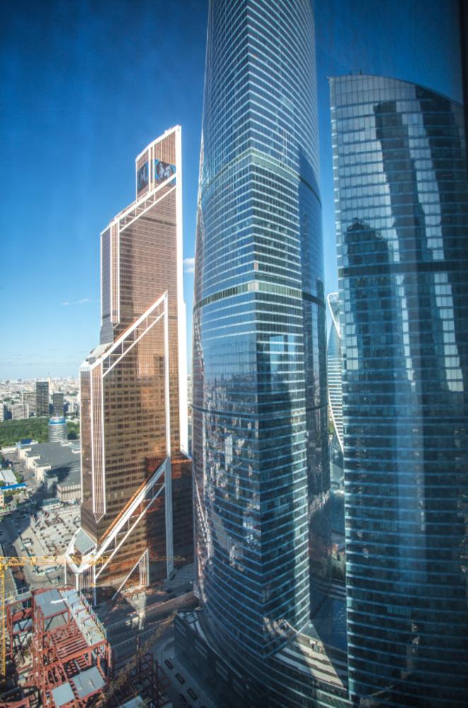 Офисная недвижимость Москва, 123317 - ОКО - 0