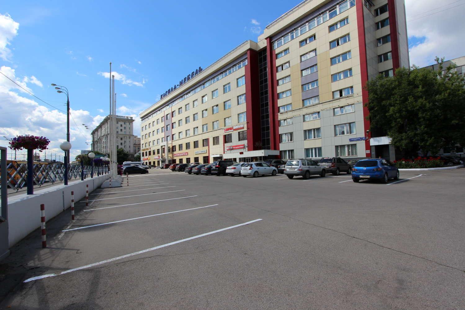 Офисная недвижимость Москва,  - Каскад - 34