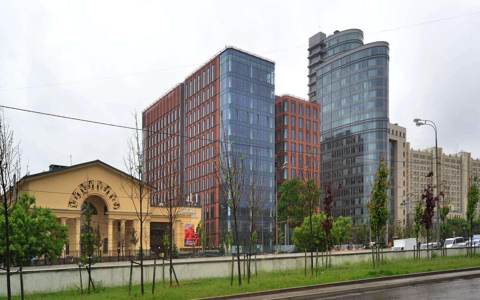 Офисная недвижимость Москва,  - Оазис - 2