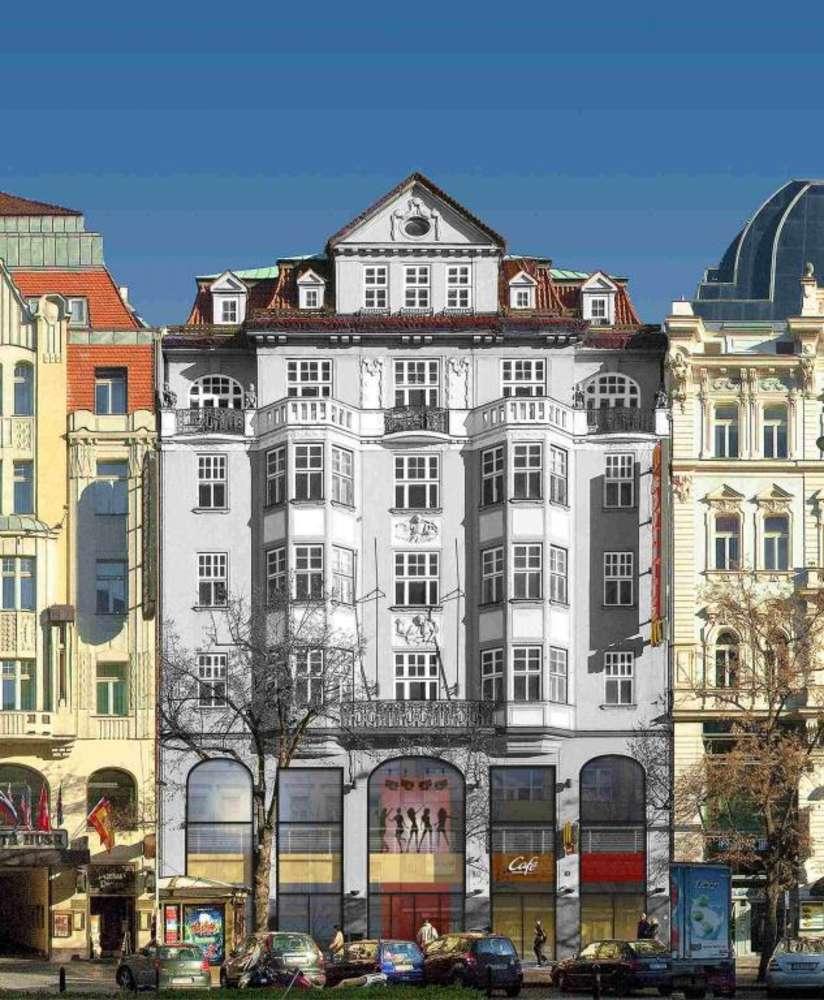 Kanceláře Praha, 110 00 - Václavské náměstí 9 - 03