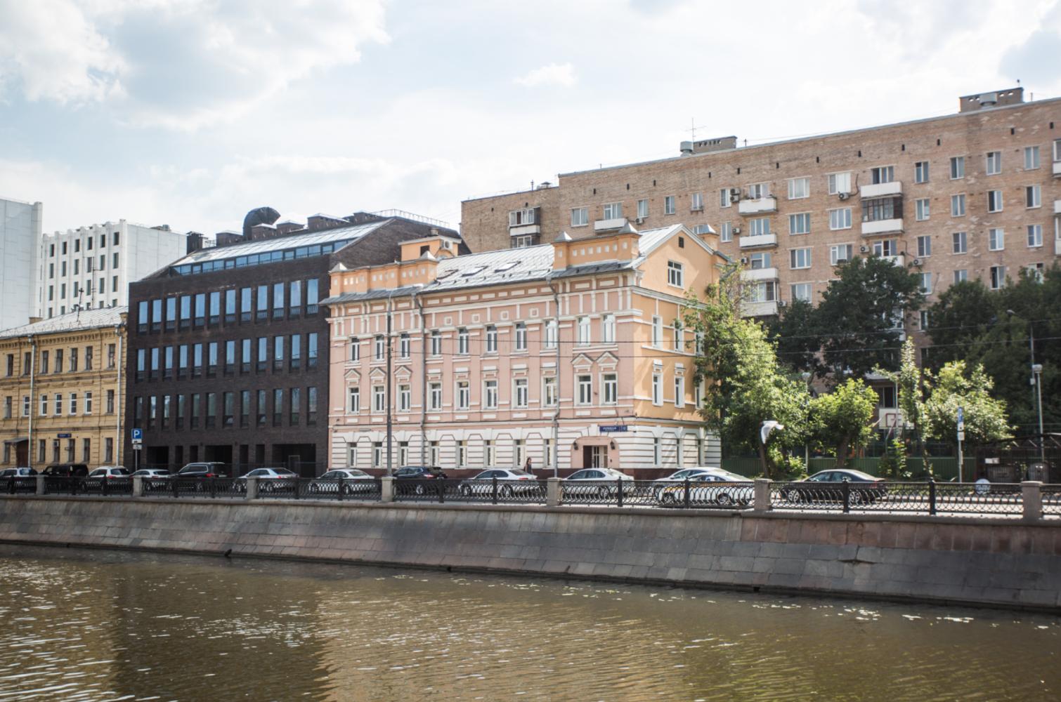 Офисная недвижимость Москва,  - Озерковская наб. 12 - 9