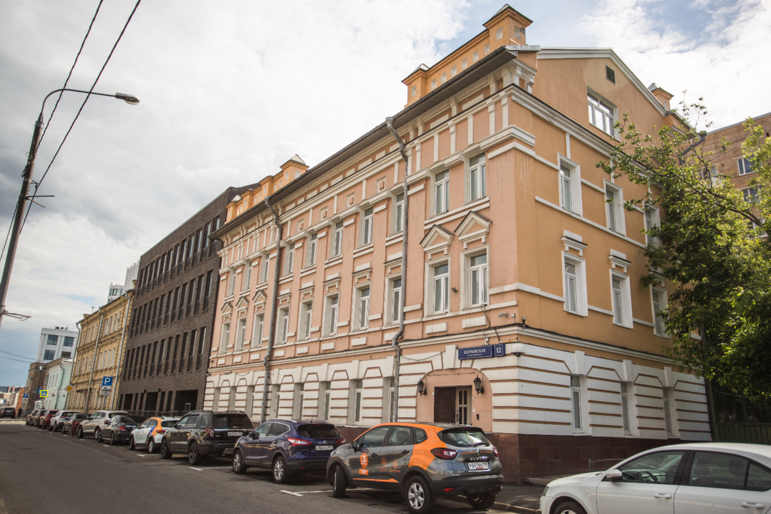 Офисная недвижимость Москва,  - Озерковская наб. 12 - 4