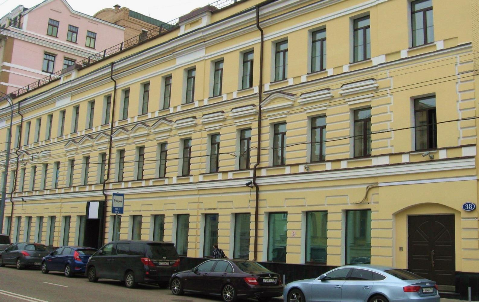 Офисная недвижимость Москва,  - Пречистенка ул. 38 - 0