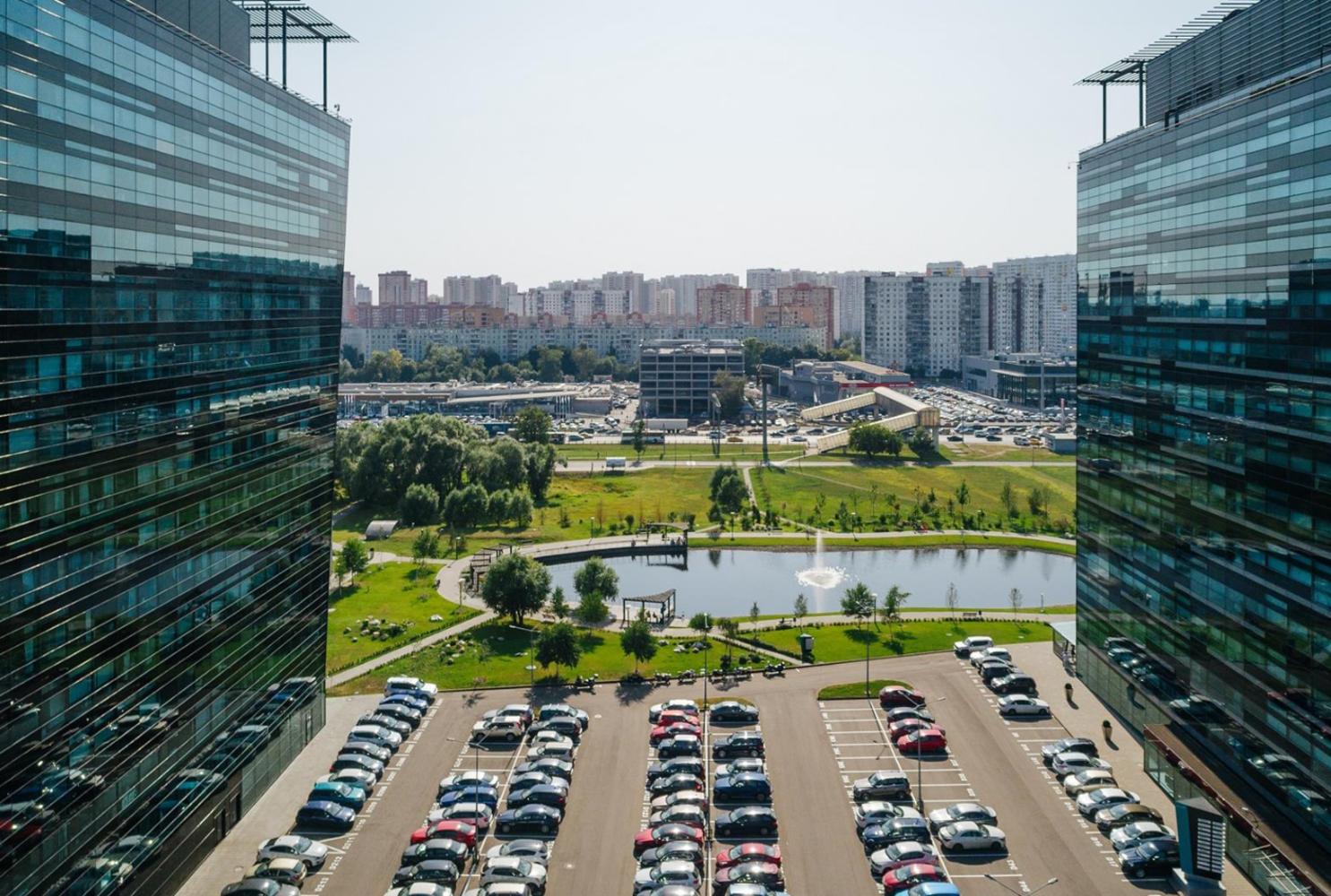 Офисная недвижимость Москва,  - Химки Бизнес Парк - 1