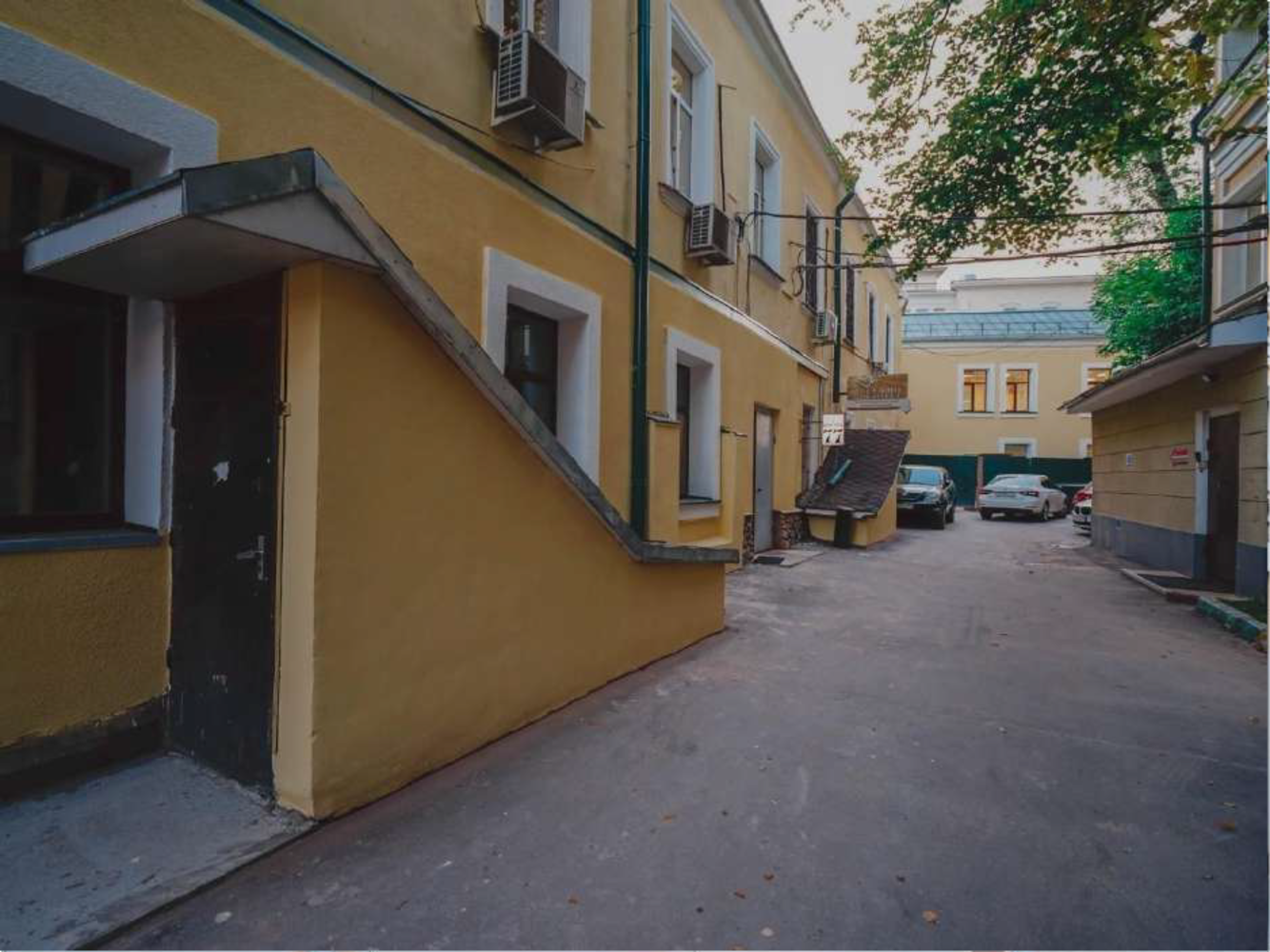Офисная недвижимость Москва,  - Мал. Гнездниковский пер. 9 стр. 1 - 0