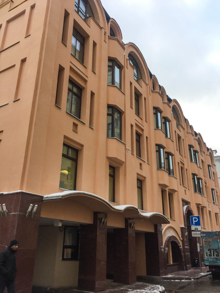 Офисная недвижимость Москва,  - Просвирин пер. 6 - 0
