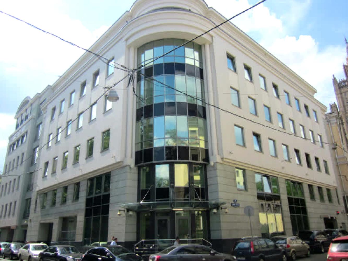 Офисная недвижимость Москва,  - Плотников Плаза - 5