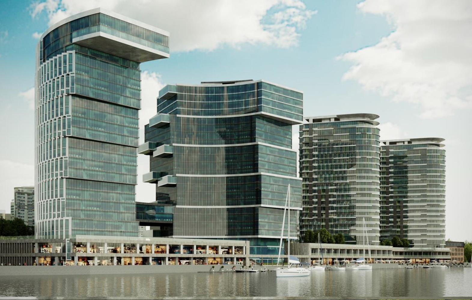 Офисная недвижимость Москва,  - Aquatoria - 141