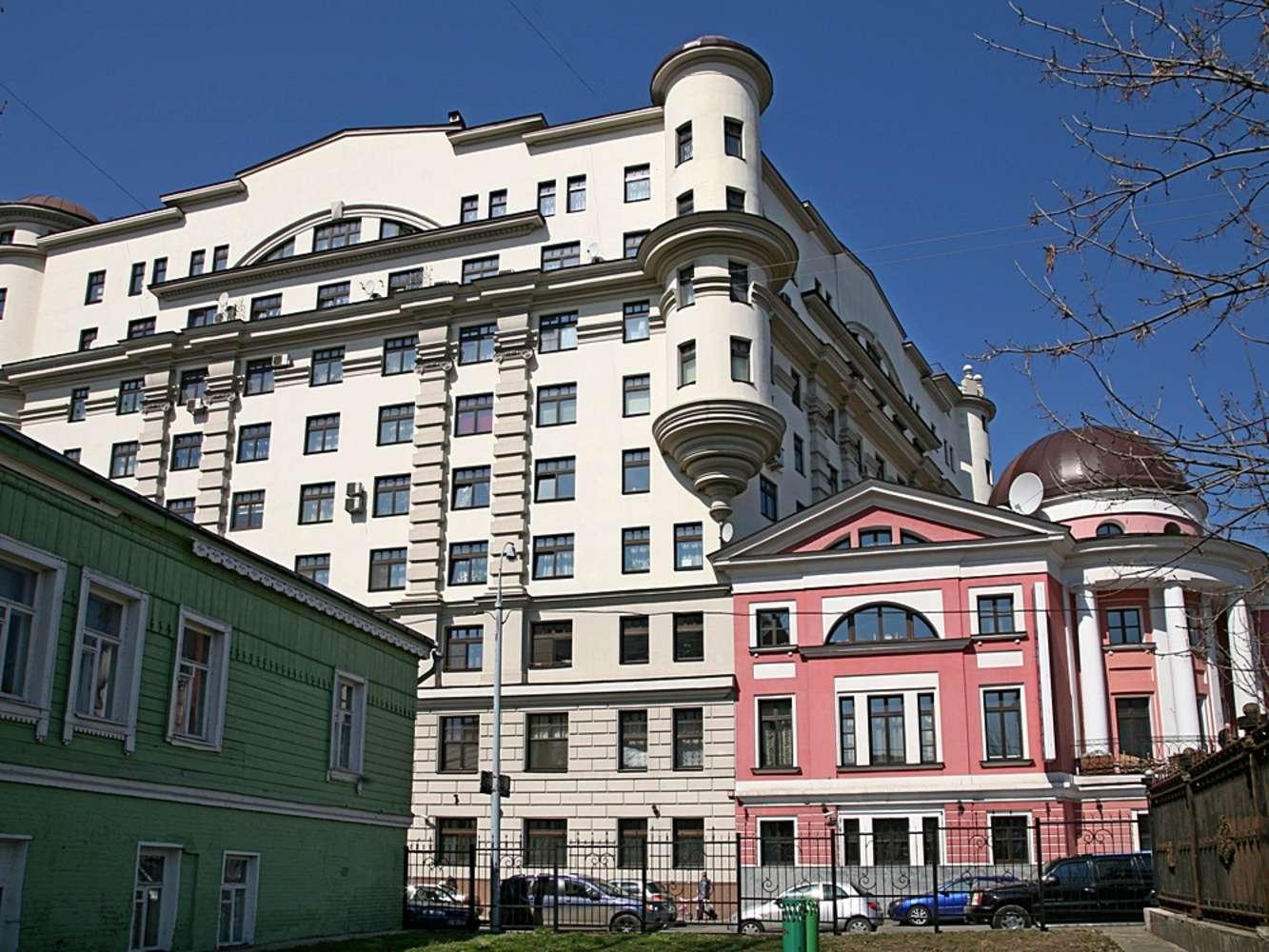 Офисная недвижимость Москва,  - Погорельский пер. 6 - 3