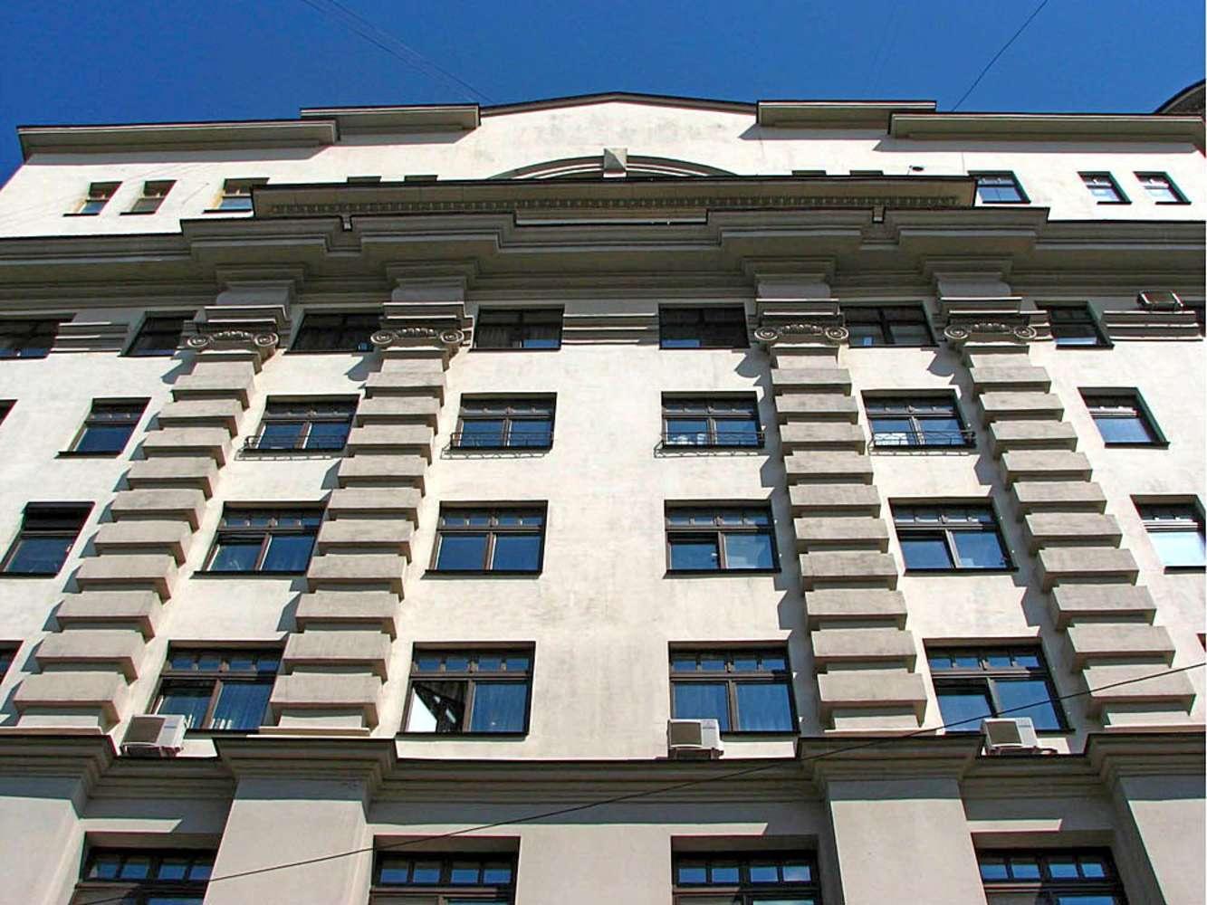 Офисная недвижимость Москва,  - Погорельский пер. 6 - 2