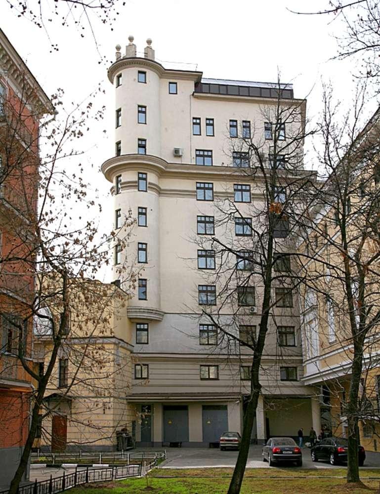 Офисная недвижимость Москва,  - Погорельский пер. 6 - 17