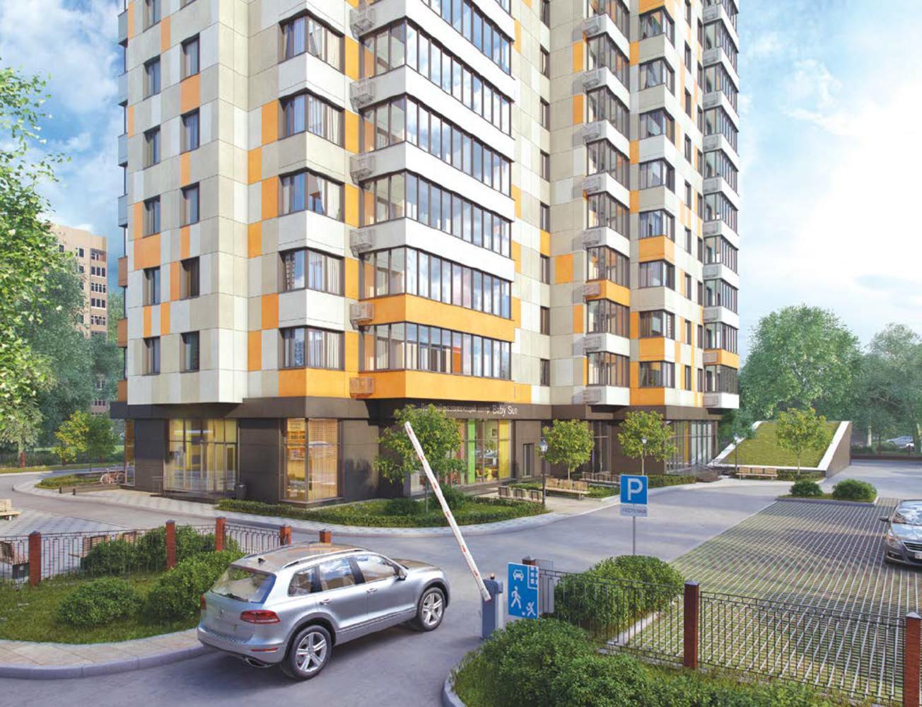 Офисная недвижимость Москва,  - Зеленодольская ул. 41 корпус 2 - 1