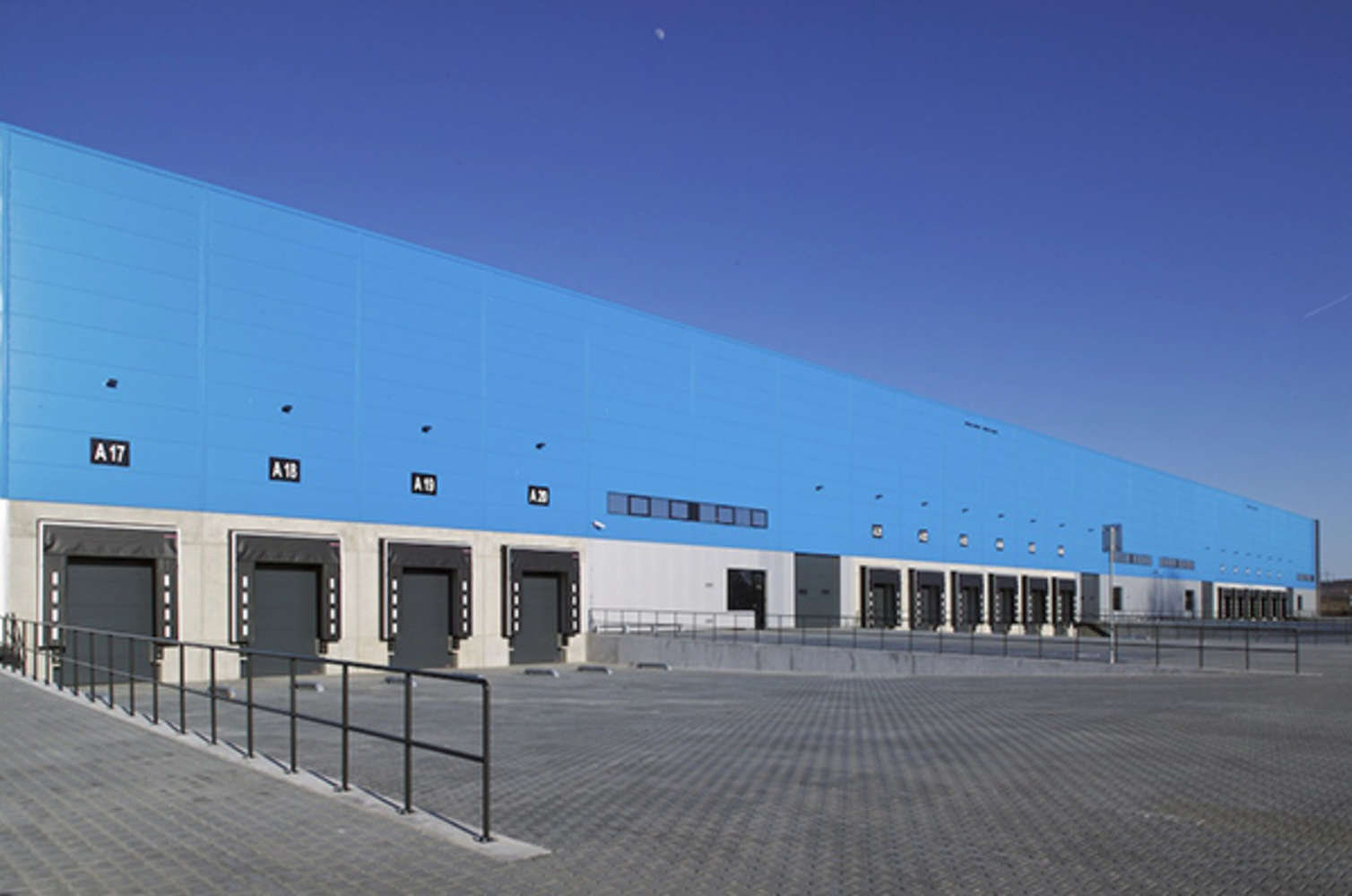 Industrial and logistics Uzice,  - CTPark Prague North - 51