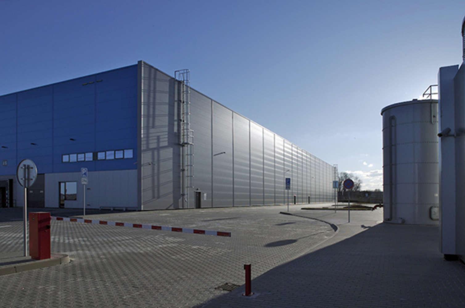 Industrial and logistics Uzice,  - CTPark Prague North - 4