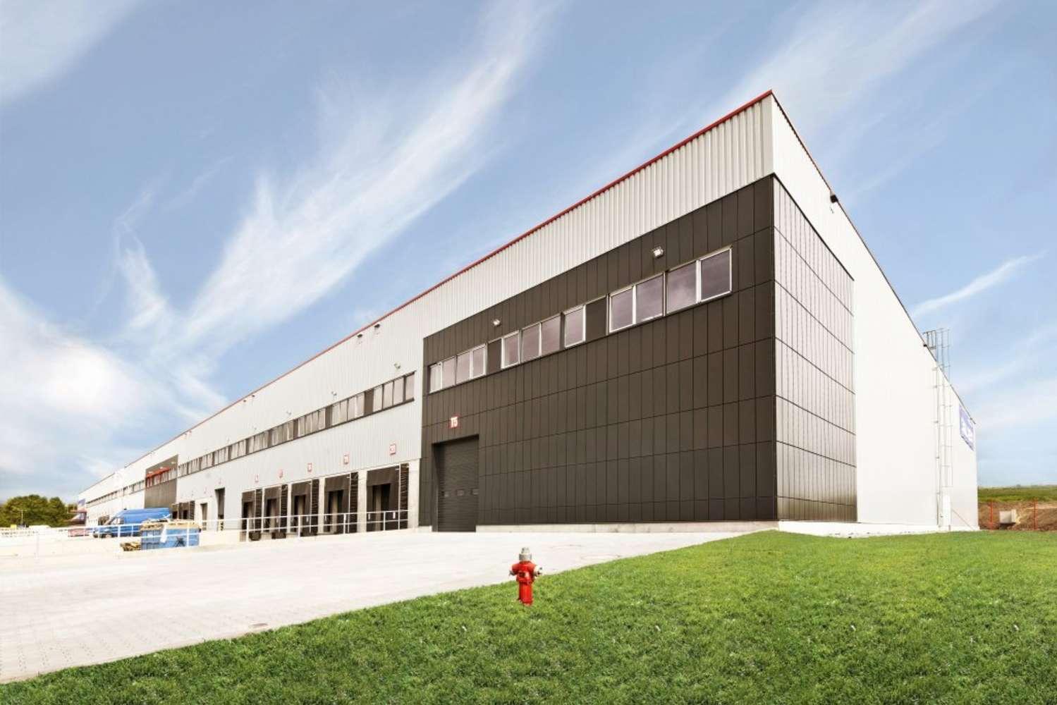 Industrial and logistics Hostivice,  - SEGRO Logistics Park Prague - 9