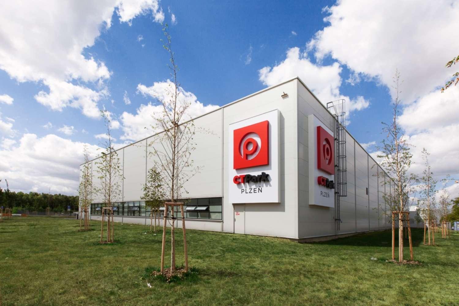 Průmyslové nemovitosti Plzeň,  - CTPark Plzeň - 276006684937249