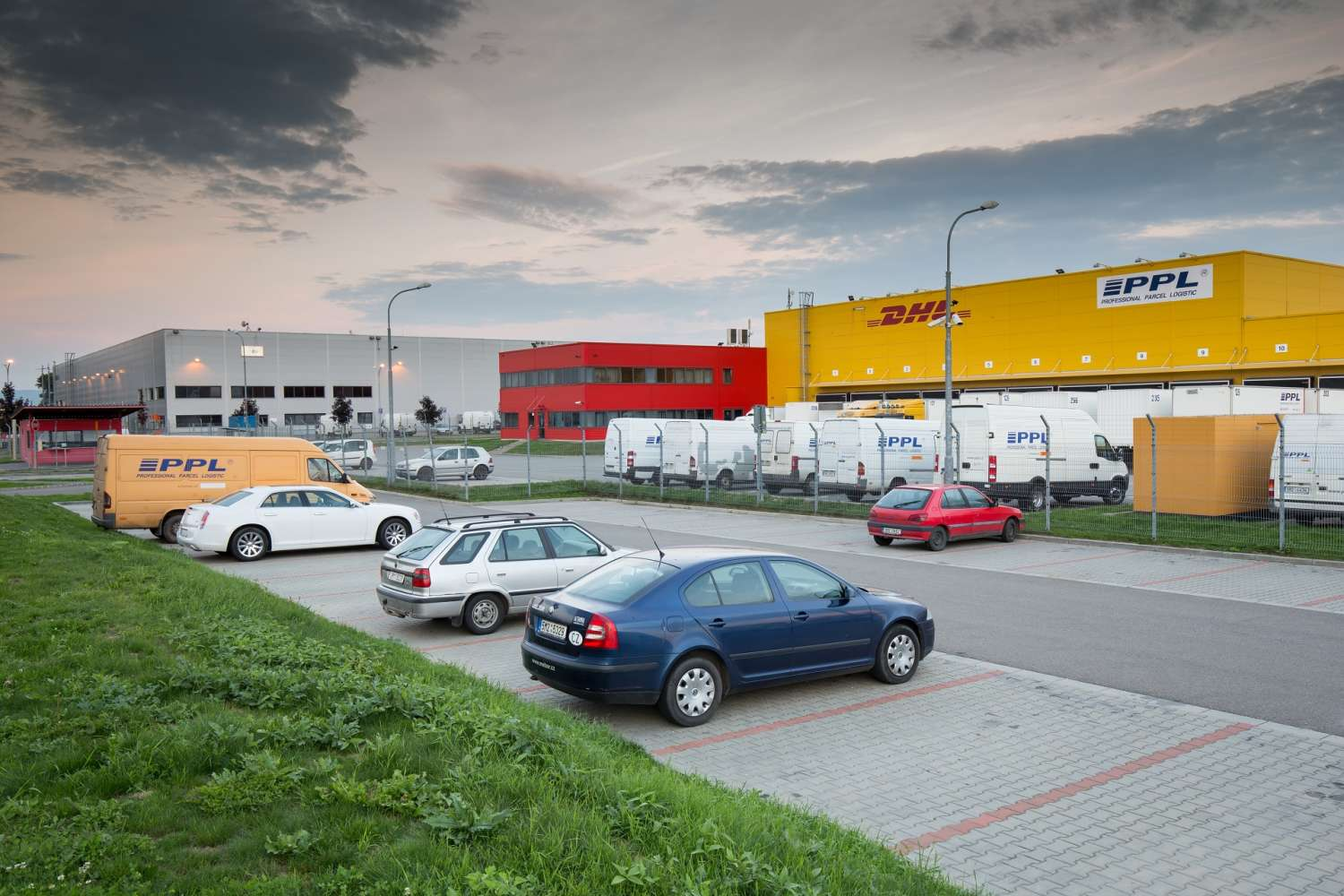 Industrial and logistics Olomouc - nemilany,  - P3 Olomouc - 324485391027254
