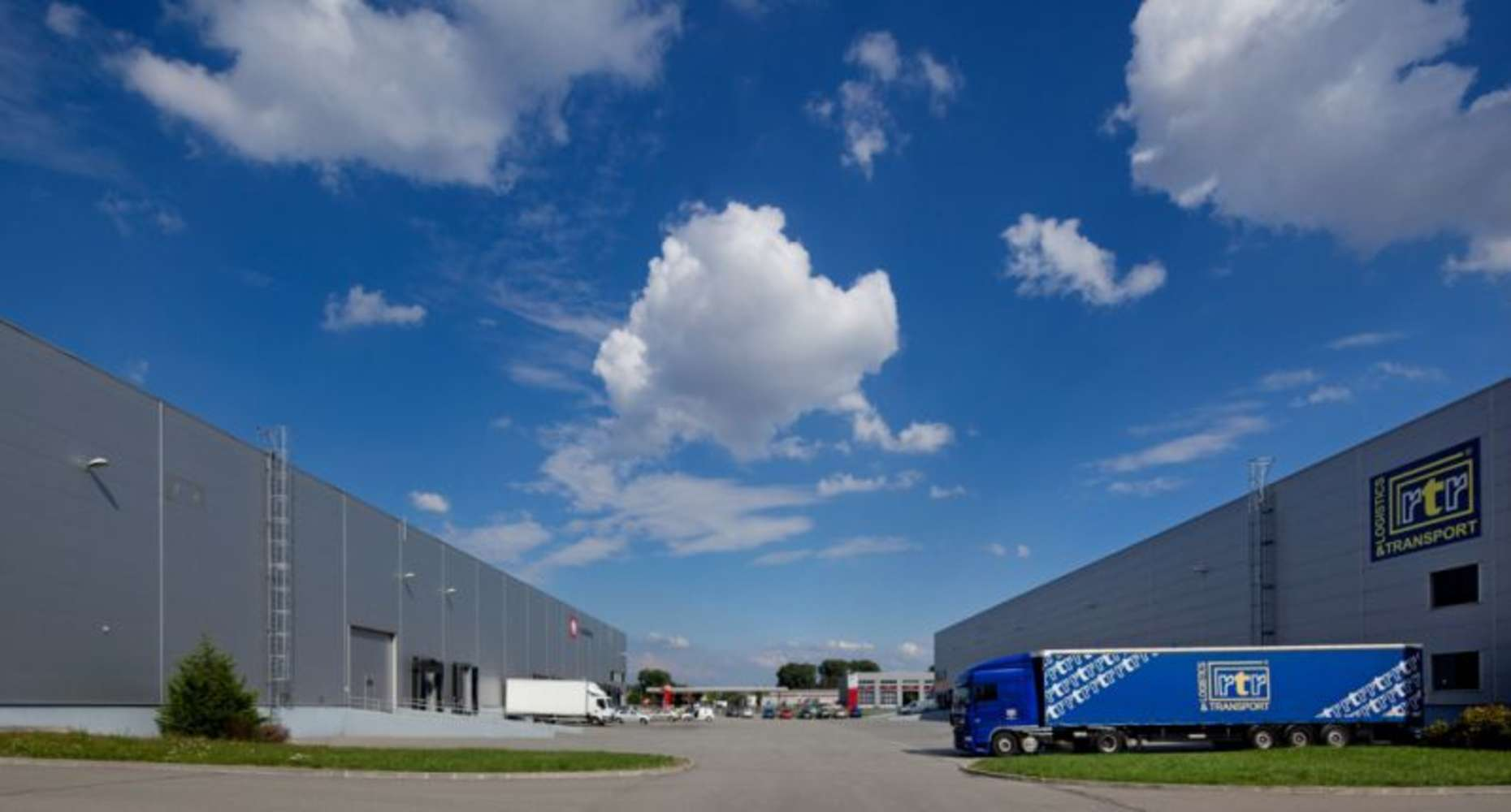 Industrial and logistics Olomouc - nemilany,  - P3 Olomouc - 70