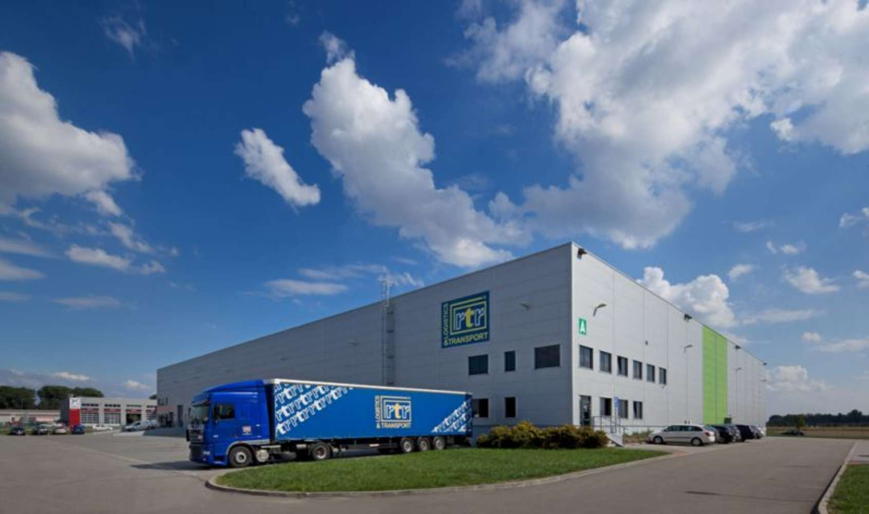 Industrial and logistics Olomouc - nemilany,  - P3 Olomouc - 208920292127337