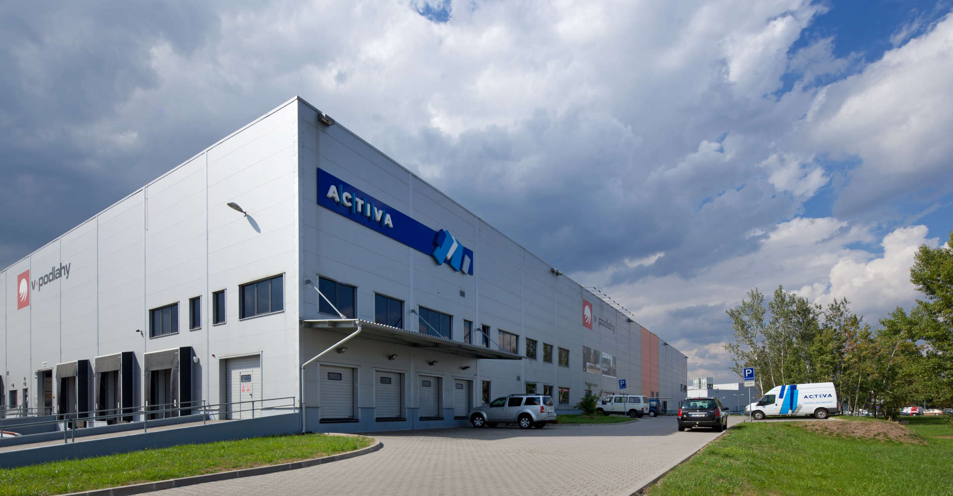 Industrial and logistics Olomouc - nemilany,  - P3 Olomouc - 9