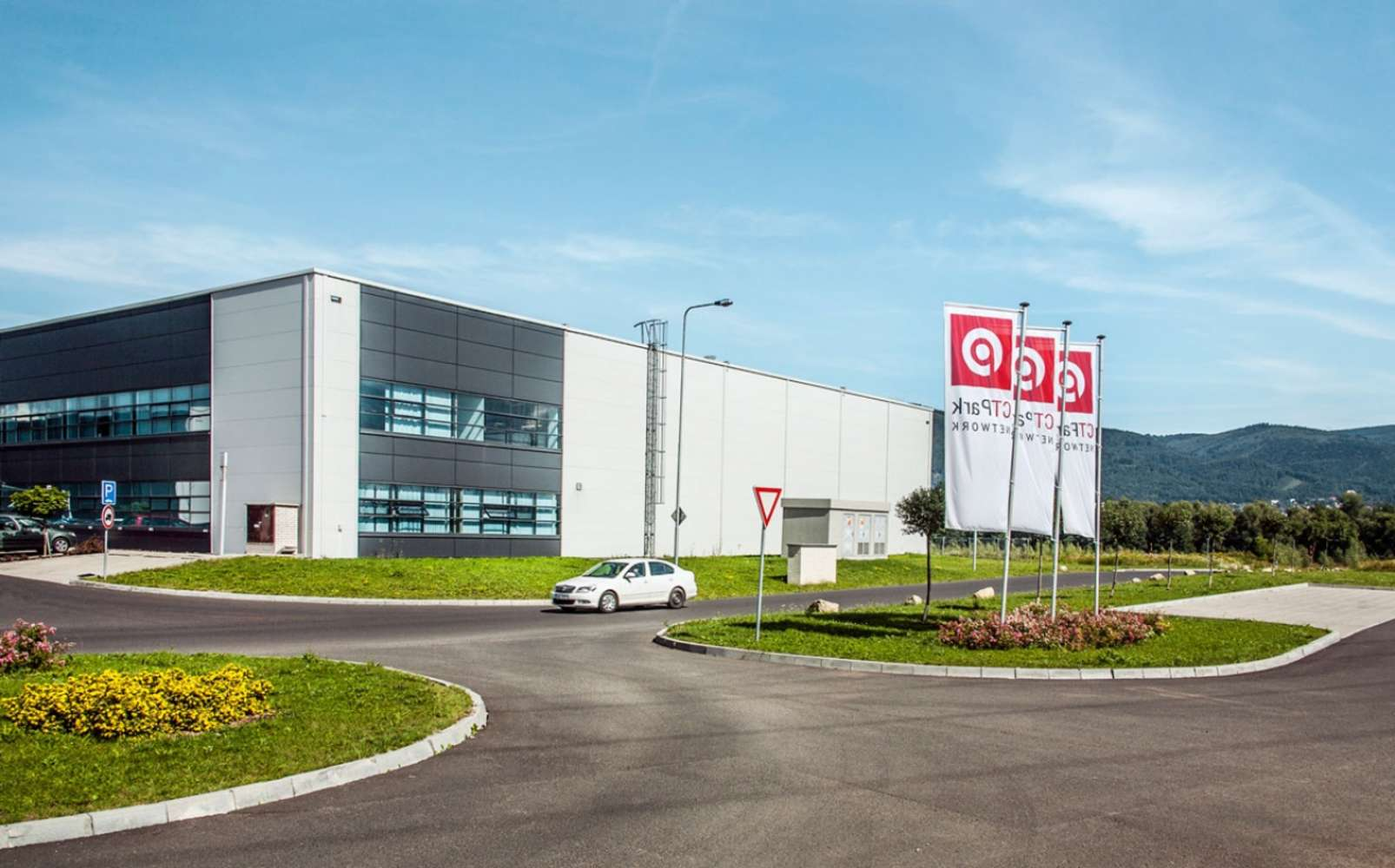 Industrial and logistics Teplice,  - CTPark Teplice - 153734116677902
