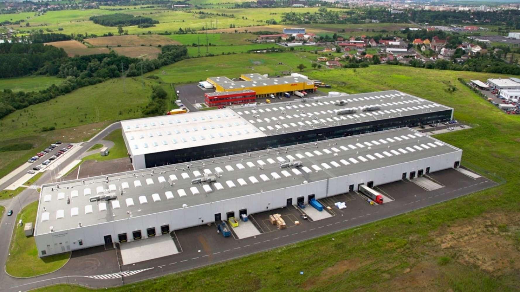 Industrial and logistics Teplice,  - CTPark Teplice - 216857262177869