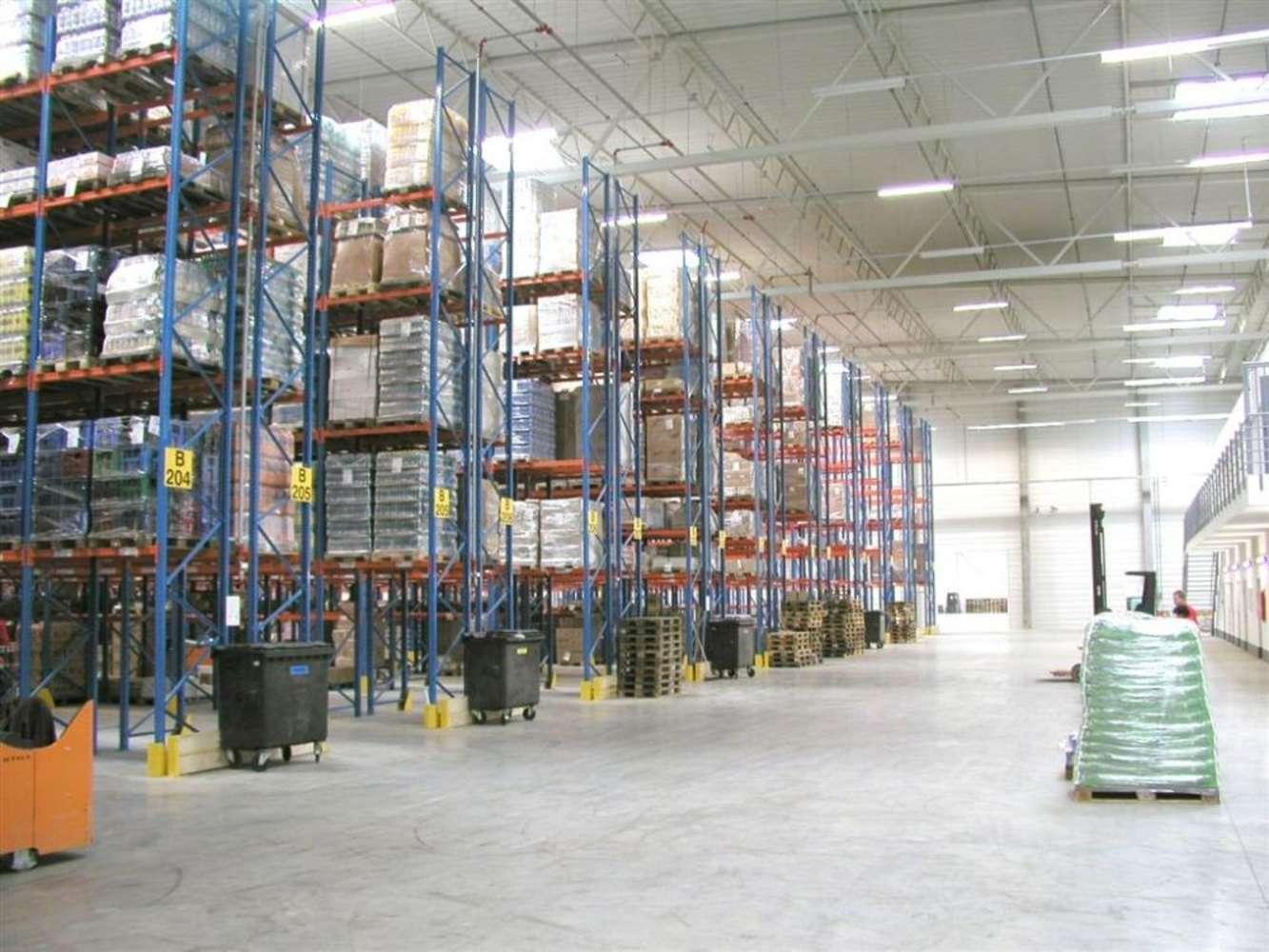 Industrial and logistics Divisov,  - CTPark Divišov - 2