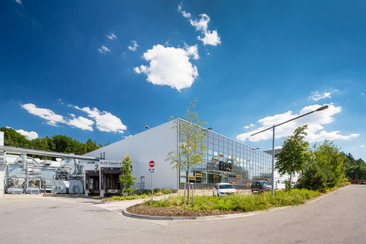 Industrial and logistics Humpolec,  - CTPark Humpolec - 1