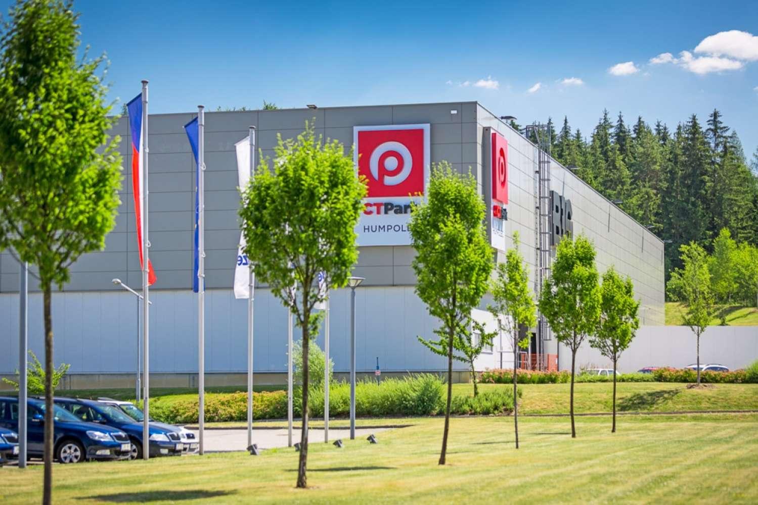 Industrial and logistics Humpolec,  - CTPark Humpolec - 9