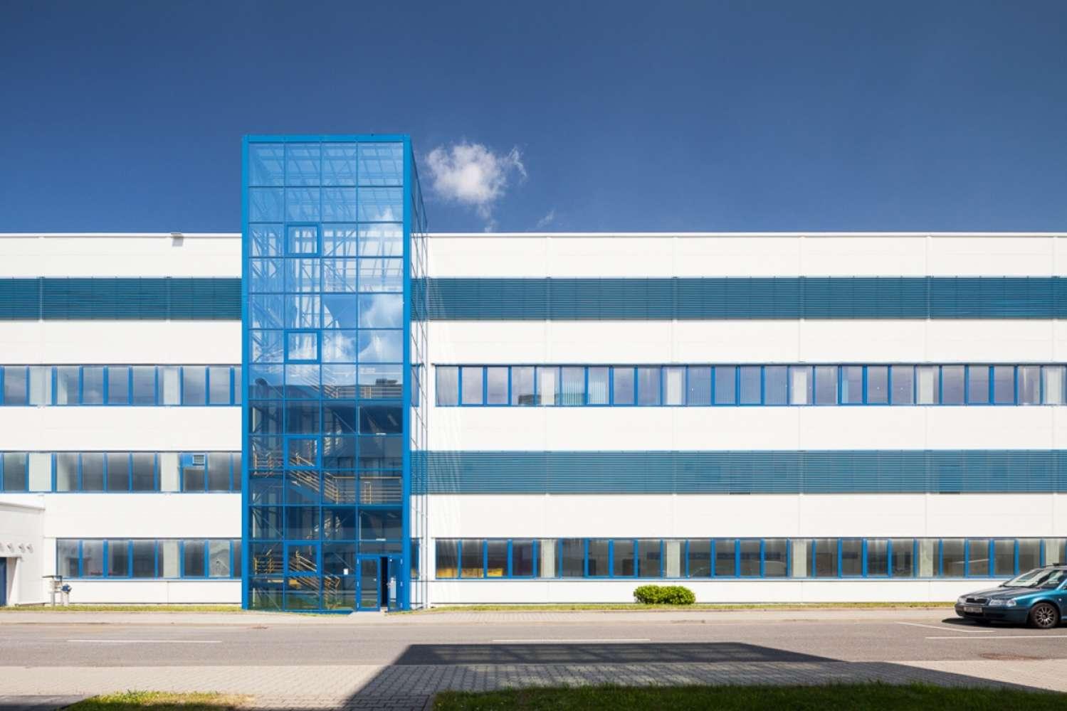 Industrial and logistics Hranice,  - CTPark Hranice - 1