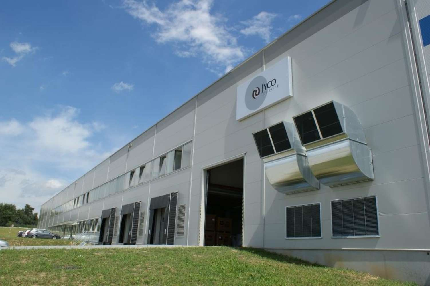Industrial and logistics Hranice,  - CTPark Hranice - 7