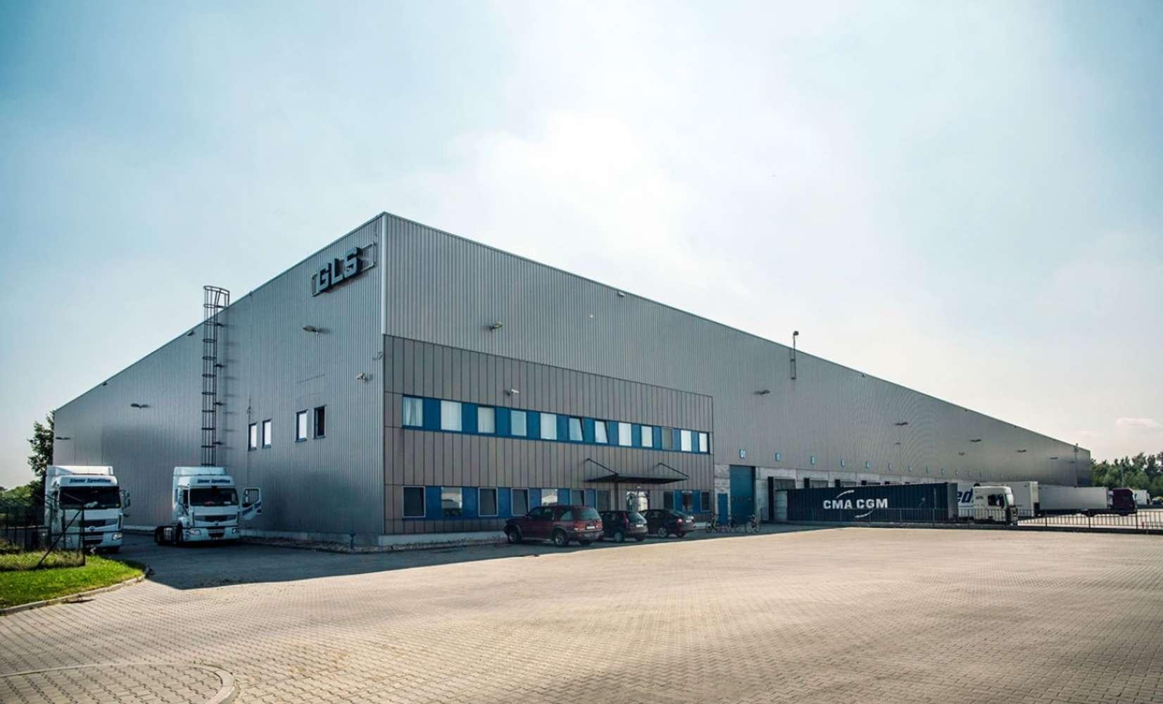 Industrial and logistics Pardubice - drozdice,  - CTPark Pardubice II - 9