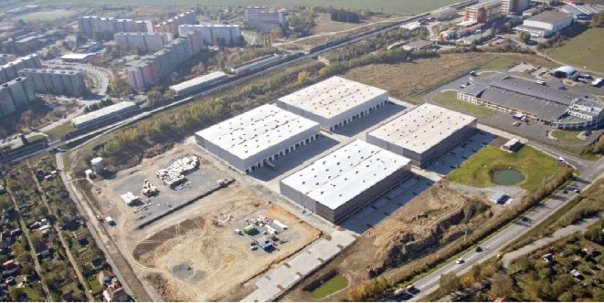 Industrial and logistics Pilsen - krimice,  - Business Park Plzeň Křimice - 3