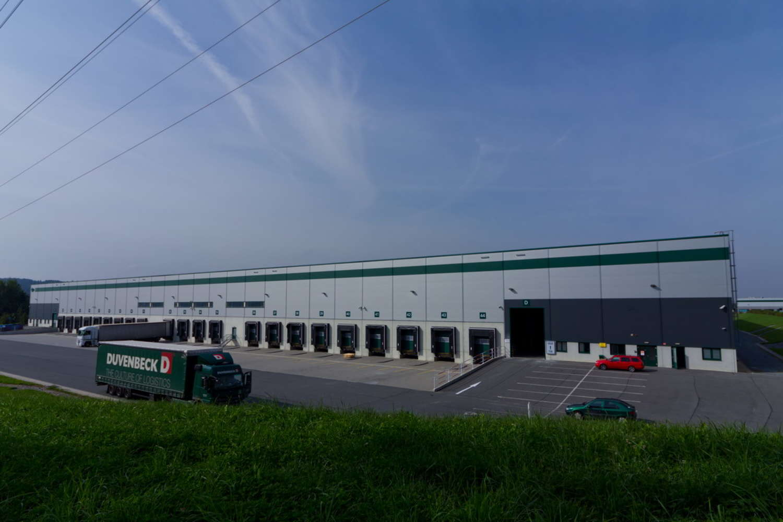 Industrial and logistics Stenovice,  - Prologis Park Pilsen-Štěnovice - 335850696967993