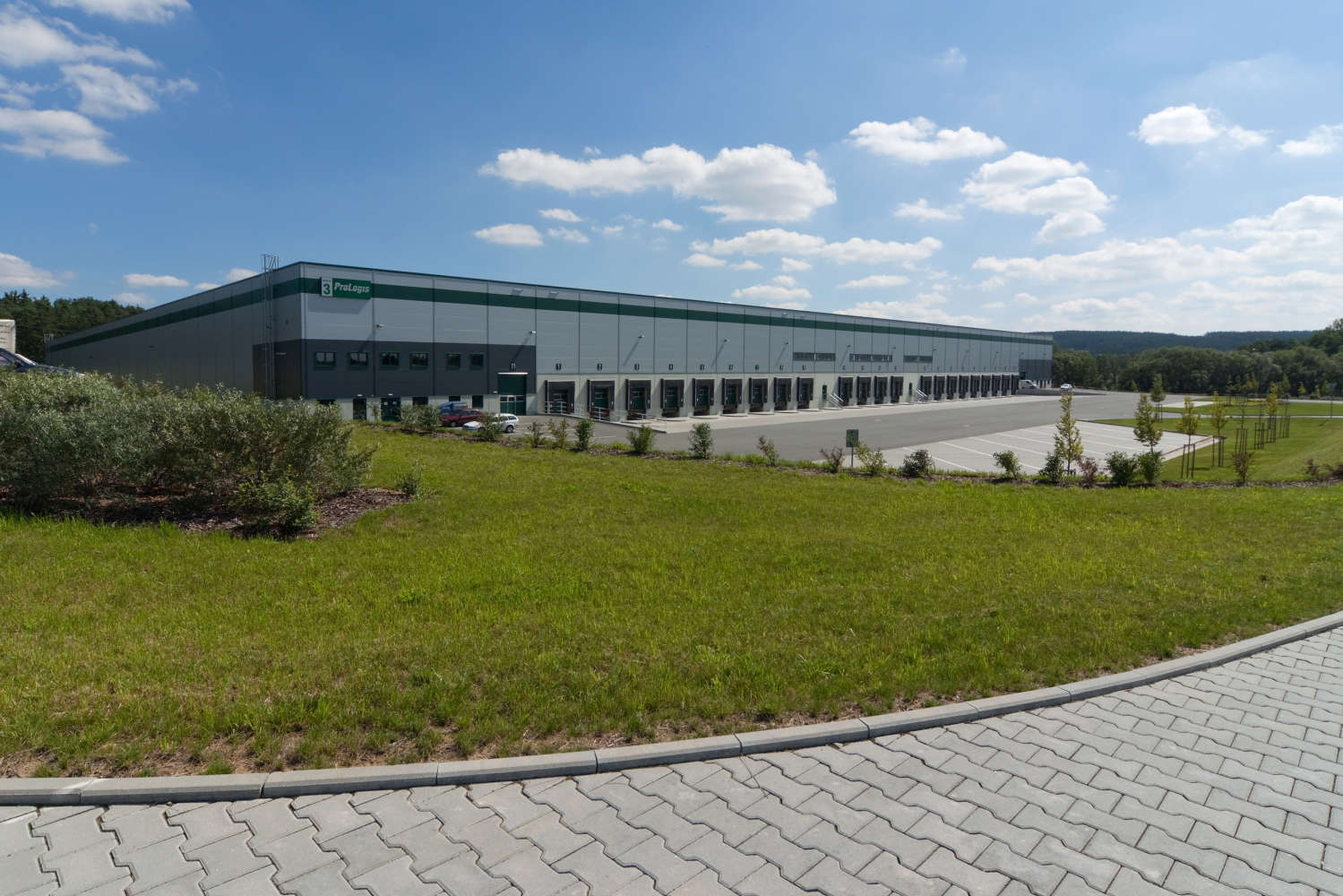Industrial and logistics Stenovice,  - Prologis Park Pilsen-Štěnovice - 39