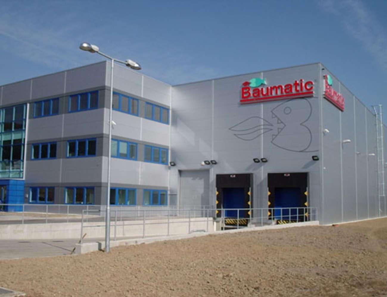 Industrial and logistics Liberec,  - P3 Liberec II. South - 76