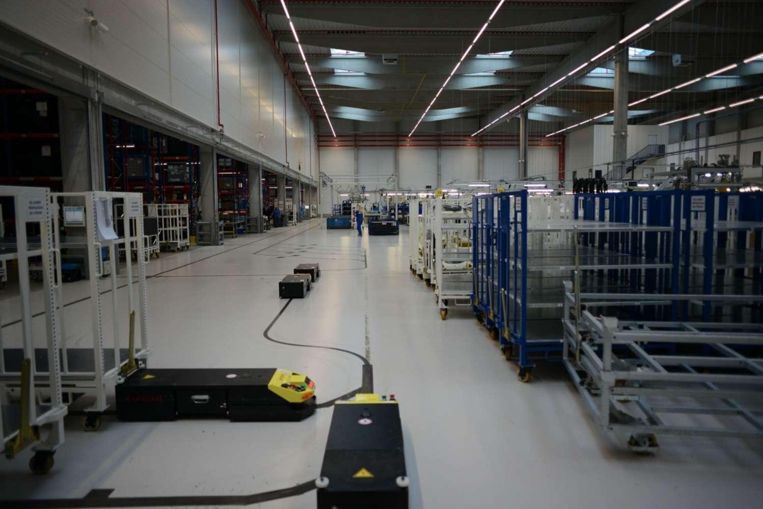 Průmyslové nemovitosti Kvasiny,  - CTPark Kvasiny - 5