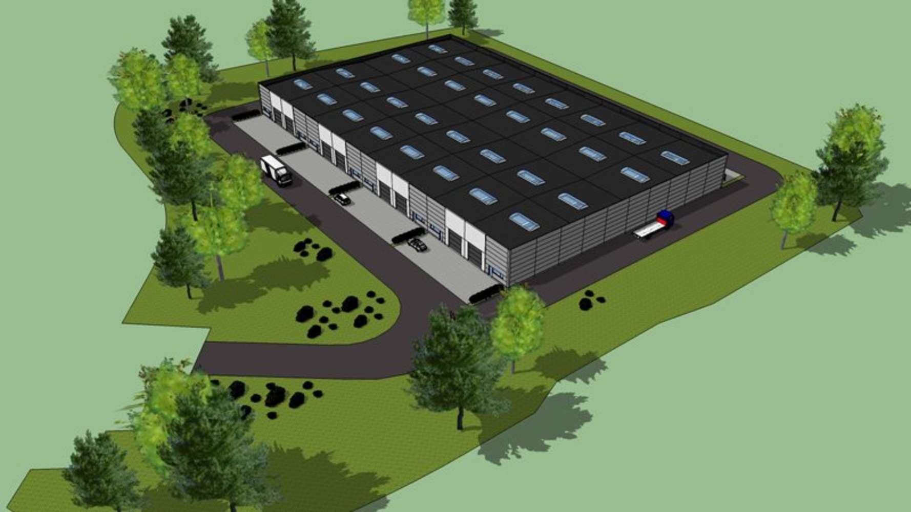 Industrial and logistics Jenec - pavlov,  - Jeneč Business Park - 228231537173899