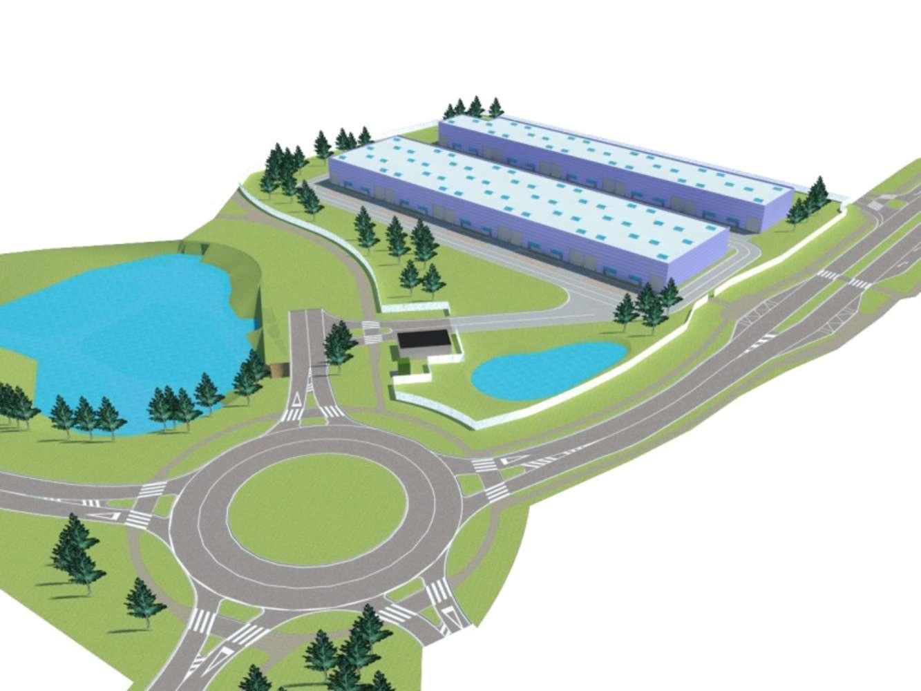 Industrial and logistics Jenec - pavlov,  - Jeneč Business Park - 8