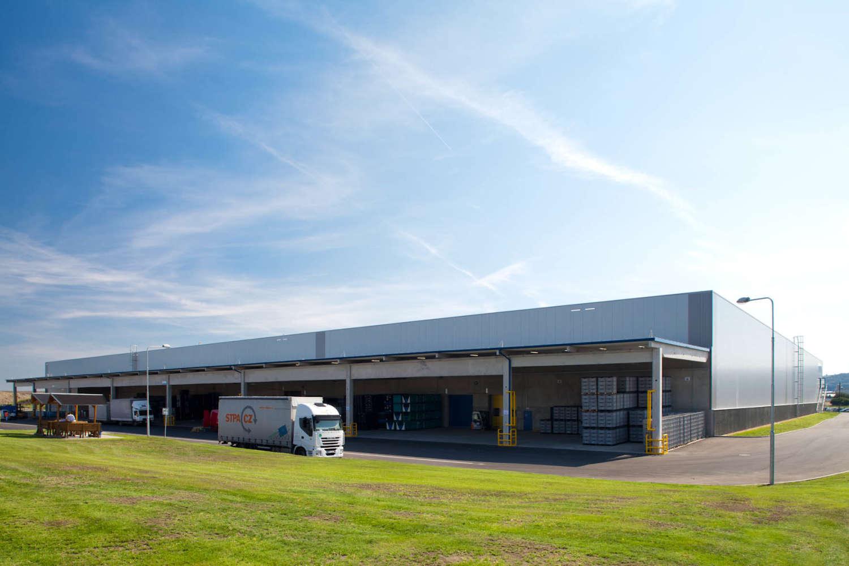 Industrial and logistics Plazy,  - Goodman Mladá Boleslav Logistics Centre - 344648649611328