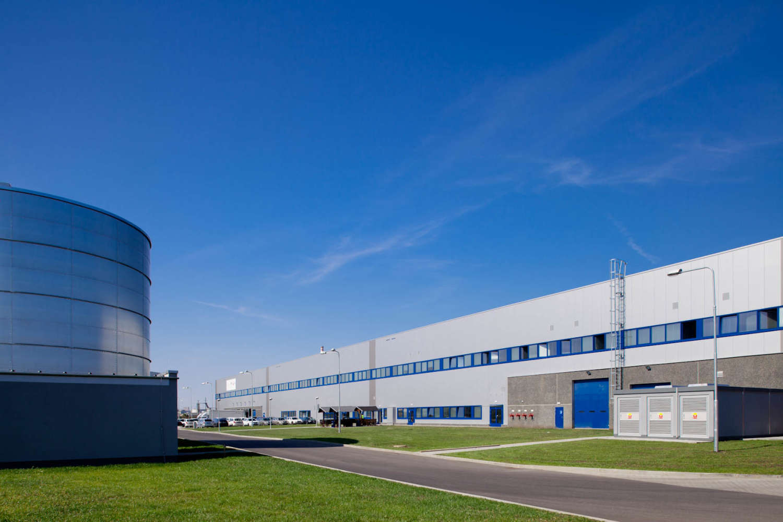 Industrial and logistics Plazy,  - Goodman Mladá Boleslav Logistics Centre - 8