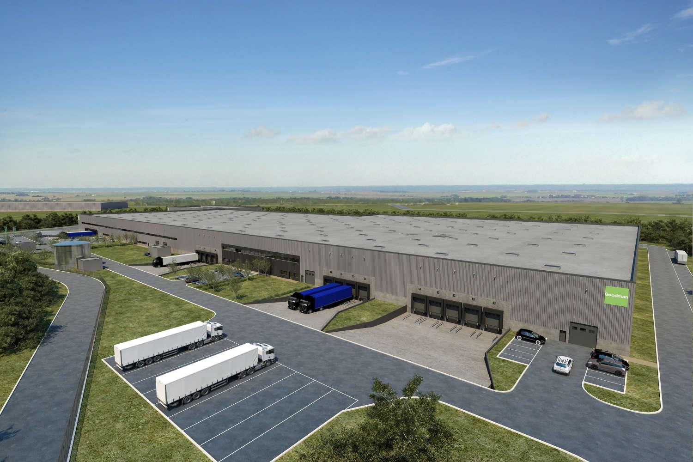 Industrial and logistics Plazy,  - Goodman Mladá Boleslav Logistics Centre - 5