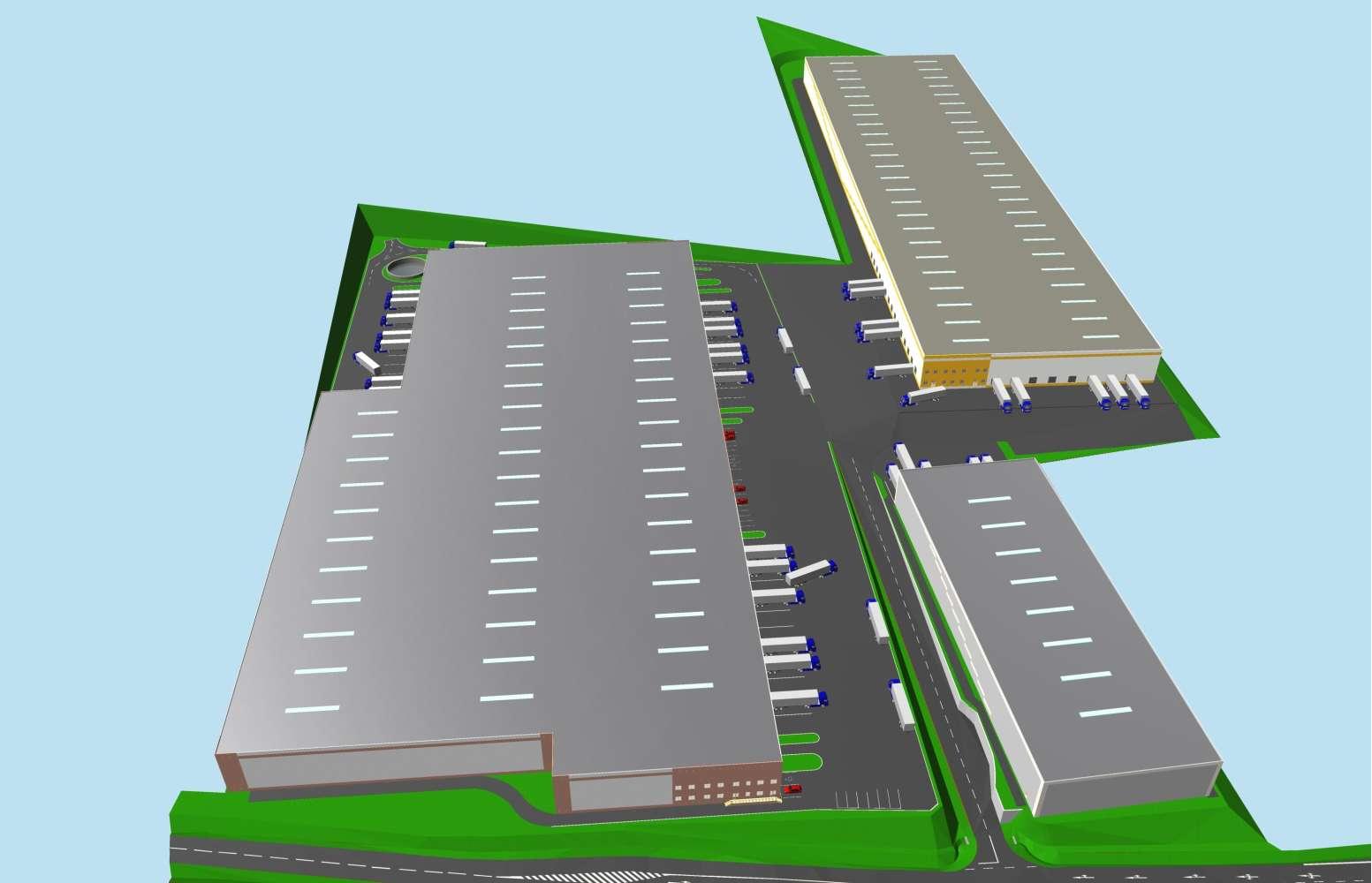 Průmyslové nemovitosti Velka bity,  - Brno West Business Park - 277410881741041