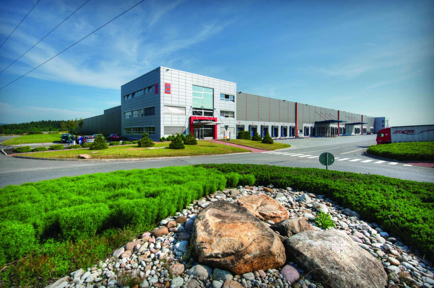 Industrial and logistics Jihlava,  - Logistics Centre D1 - Jihlava - 0