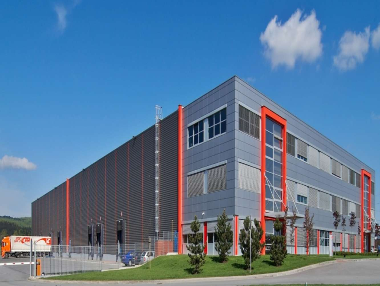 Industrial and logistics Jihlava,  - Logistics Centre D1 - Jihlava - 1
