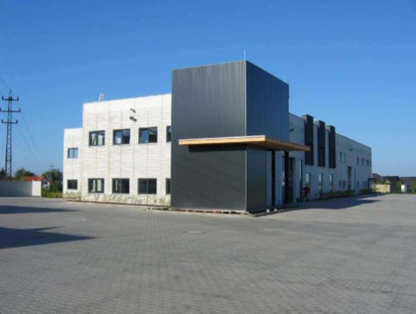 Industrial and logistics Hovorcovice,  - Impera park Hovorčovice - 304288026430728