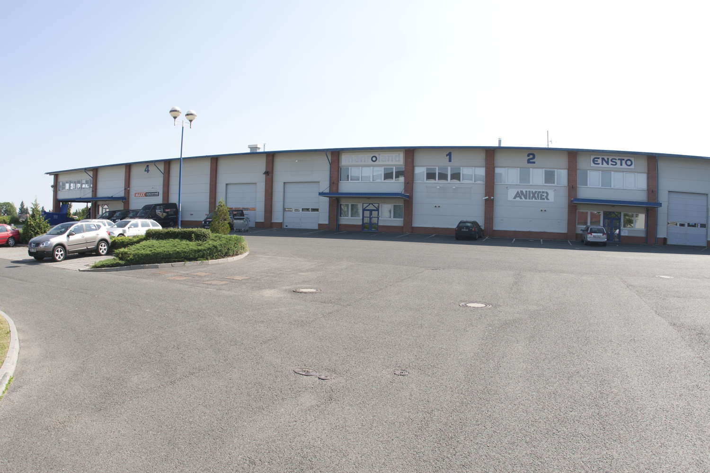 Industrial and logistics Cestlice,  - BigBox Čestlice - 4