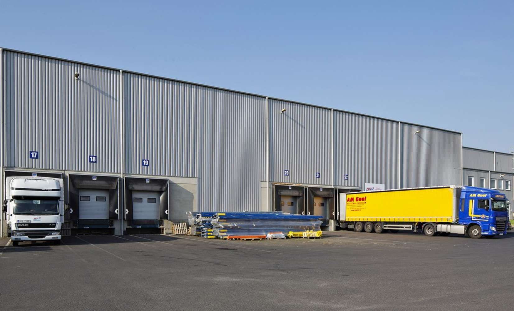 Industrial and logistics Lovosice, 410 02 - Arete Park Lovosice - 328927153796433